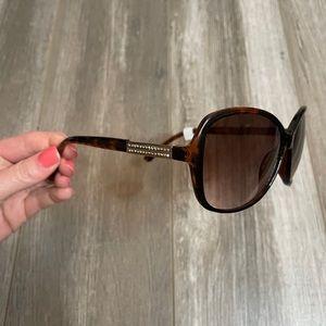 💝5/$20💝Brown Sunglasses With Rhinestones